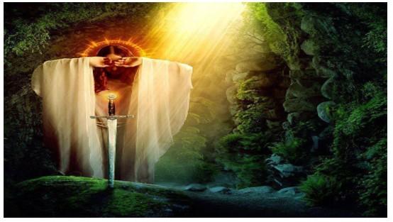 Relato Espada Excalibur