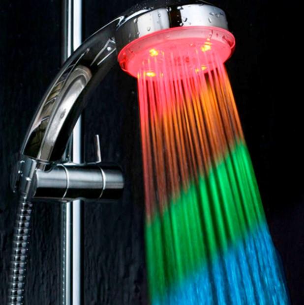 purificacao atraves das cores chuveiro