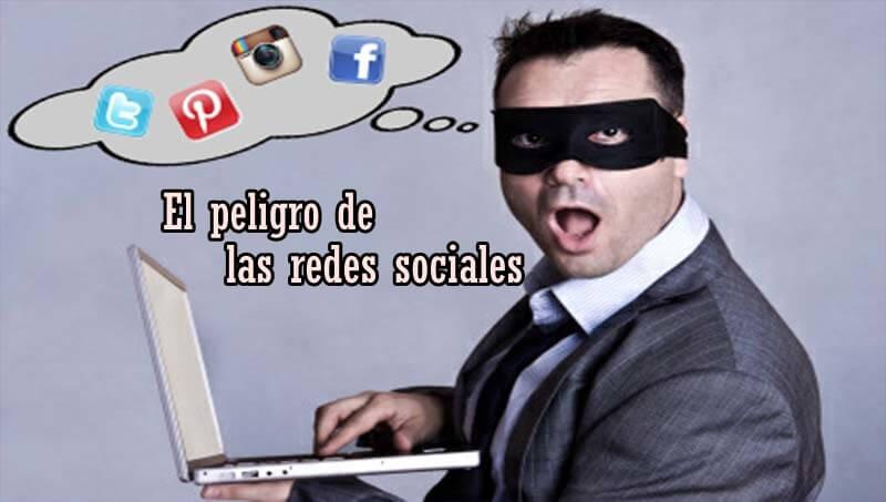 el peligro de las redes sociales