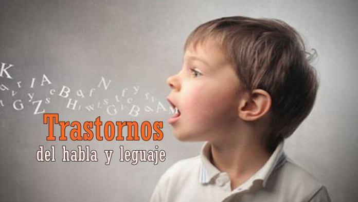 trastornos del habla y del lenguaje
