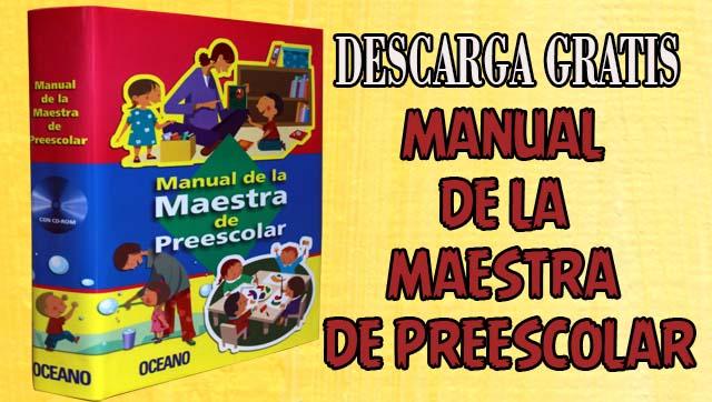 manual-de-la-maestra-de-preescolar