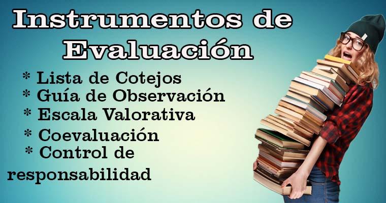 Compendio de de Instrumentos de Evaluación (Word)