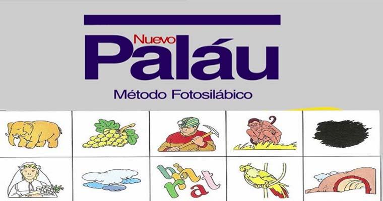 Método Palau para imprimir (Método foto-silábico)