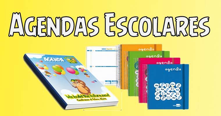 Agendas Escolares del Ciclo 2017 – 2018