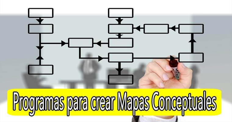 Programas para hacer Mapas Mentales, Conceptuales, Organizadores Gráficos en online
