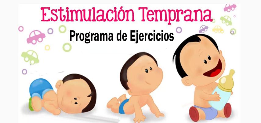 Programa de Ejercicios para Estimulación Temprana en Bebés