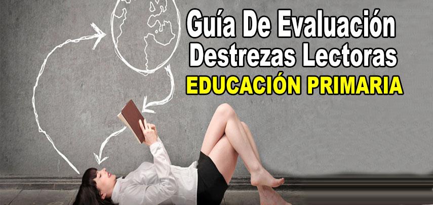 Descargar Guía De Evaluación: Destrezas lectoras para Educación Primaria