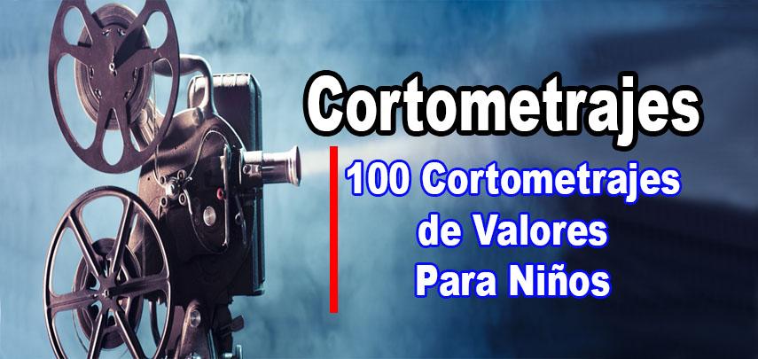 +100 Cortometrajes de Valores Para Niños