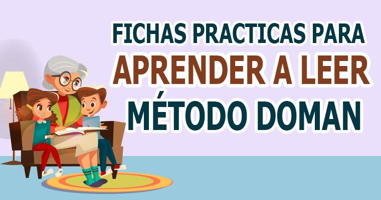 Fichas Practicas del Método Glenn Doman para Aprender a Leer