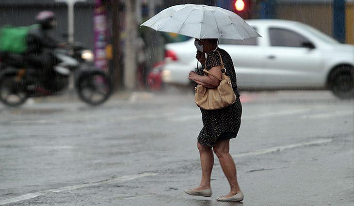 Fim de semana será de tempo instável e temperaturas amenas no MS