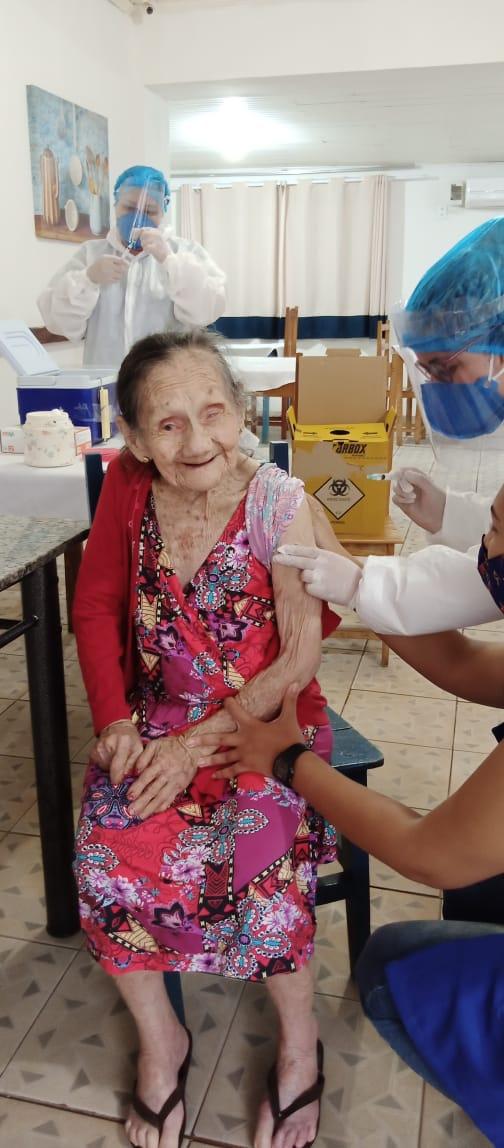 Ponta Porã inicia 1.ª fase da vacinação contra covid-19