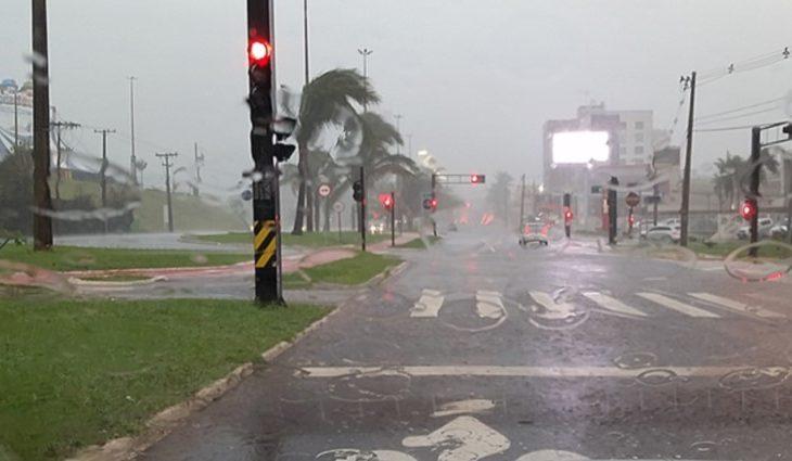 Meteorologia prevê semana chuvosa em Mato Grosso do Sul
