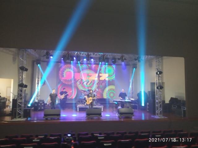 Live marcou os 109 anos de Ponta Porã com excelente audiência
