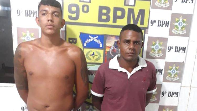 Membros de facção Comando Vermelho são presos com arma e munições após homicídio a tiros