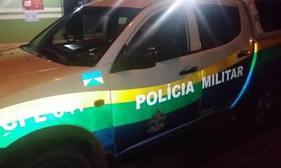Perturbação de sossego: Rapaz diz que mandava no som da casa dele e acabou detido