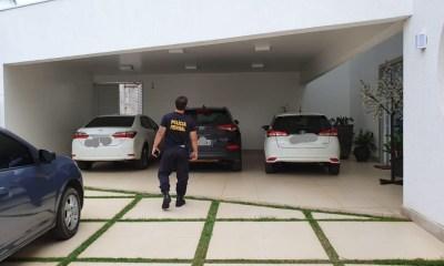 PF deflagra simultaneamente, em Rondônia, as Operações Eneagrama e Ímpios