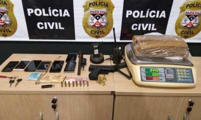 Polícia Civil deflagra operação e prende facção criminosa e advogado