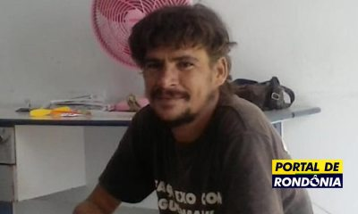 Corpo de homem é encontrado sem roupas no interior de Rondônia