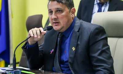 Vereador Júnior Cavalcante defende a utilização do fundo eleitoral para combater o coronavírus e suas consequências