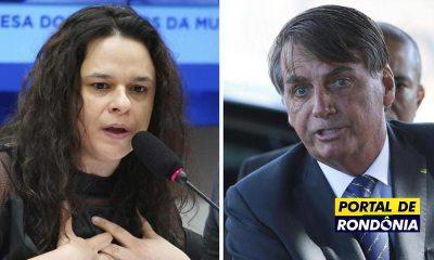 Autora do Impeachment de Dilma, Janaína Paschoal pede a renúncia de Bolsonaro