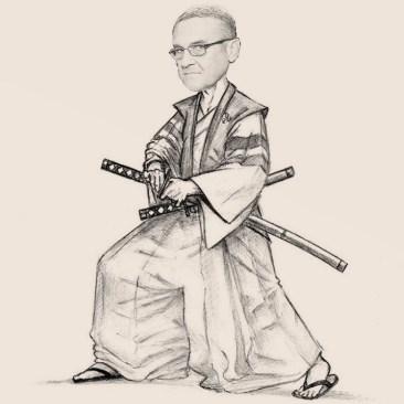 General Villas Boas Samurai