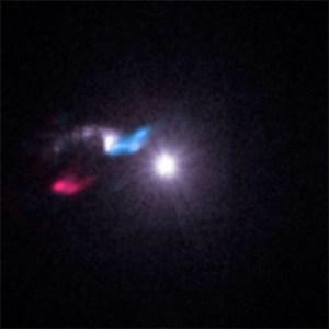 Cygnus X-3 e o seu Pequeno Amigo