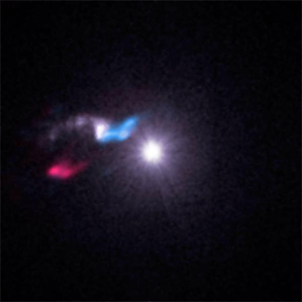 Um ciclo de vida estelar