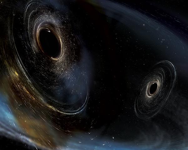 LIGO deteta ondas gravitacionais pela terceira vez