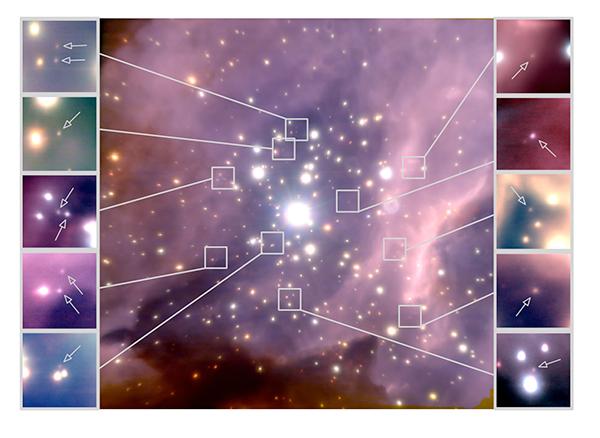 A Via Láctea poderá ter 100 mil milhões de anãs castanhas