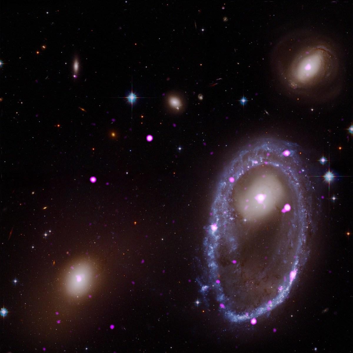 O Senhor dos Anéis: As Duas Galáxias
