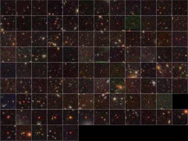 100 quasares pelo HSC.
