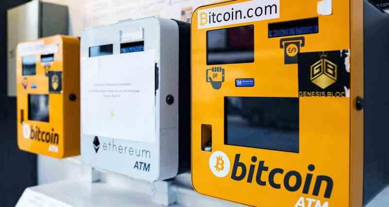 Resultado de imagem para ATM bitcoin