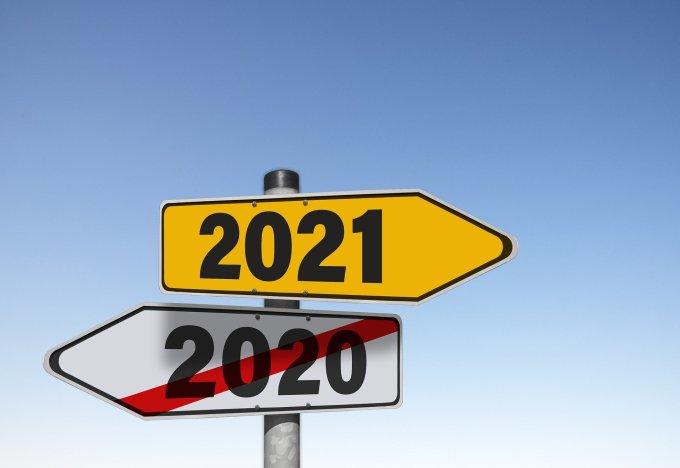 Adeus 2020 Ola 2021