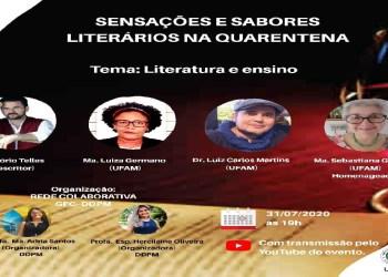 SEMED E UFAM REALIZAM ENCONTRO SOBRE LITERATURA E ENSINO