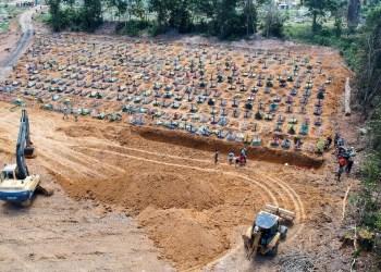 BRASIL TEM 117.665 MORTES E 3.717.156 CASOS CONFIRMADOS, DIZEM SECRETARIAS DE SAÚDE