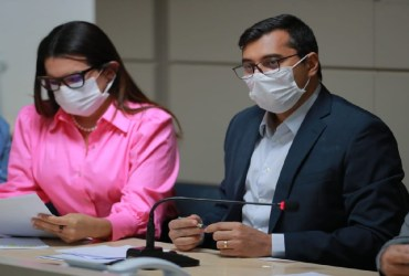 WILSON LIMA ANUNCIA PROJETO DE DELEGACIA DE COMBATE À CORRUPÇÃO