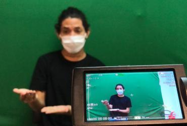 GOVERNO DO AMAZONAS GARANTE ACESSO À INFORMAÇÃO COM TRADUÇÃO EM LIBRAS