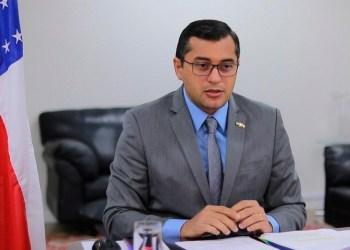Novo pedido de impeachment contra Wilson Lima é protocolado na Aleam