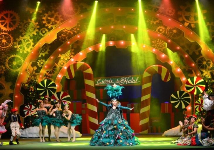 """Espetáculo """"A Caixa Mágica do Natal"""" será exibido nacionalmente"""