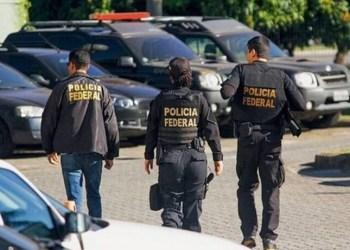 OPERAÇÃO POLICIA FEDERAL