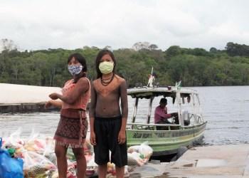 PROJETO GARANTE SOLUÇÕES PARA SAÚDE INDÍGENA NA AMAZÔNIA