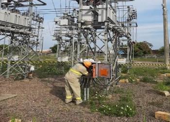 AMAZONAS ENERGIA REALIZA SERVIÇOS DE MANUTENÇÃO PREVENTIVA NA SUBESTAÇÃO MANACAPURU