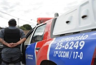 Polícia Militar detém jovem com entorpecentes e arma de fogo caseira no Careiro Castanho