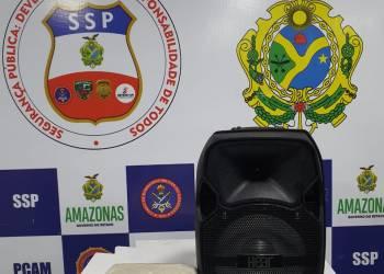 PM APREENDE DROGAS EM EMBARCAÇÃO DE PASSAGEIROS NO RIO SOLIMÕES