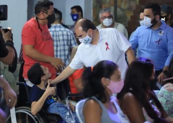 RICARDO NICOLAU VAI TIRAR PARTE DO DINHEIRO DAS PROPAGANDAS DA PREFEITURA PARA PRIORIZAR PcDs