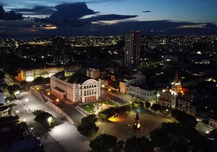 Governo do Amazonas determina toque de recolher