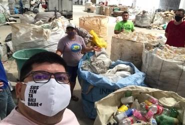 PRAZO PARA ENVIO DE PROPOSTAS DE ATIVIDADES PARA A Iª SEMANA LIXO ZEROENCERRA NESTA QUINTA-FEIRA (15)