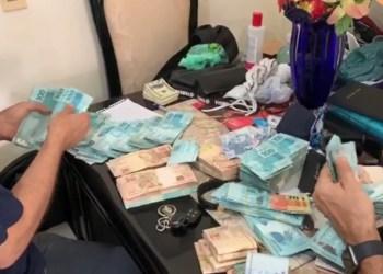 PF CUMPRE MANDADOS DA LAVA JATO NO RIO E APREENDE DINHEIRO