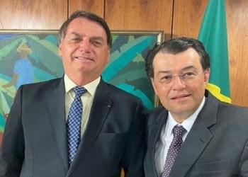 BRAGA ANUNCIA QUE BOLSONARO DEVE ACOMPANHAR OBRAS DA BR-319
