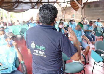 Cetam e FAS iniciam curso para agentes comunitários de saúde